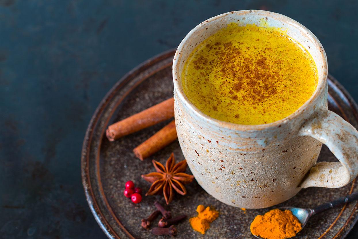 Turmeric Health Drink